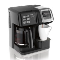 Hamilton Beach FlexBrew 2-Way Coffee Maker, 1 Each