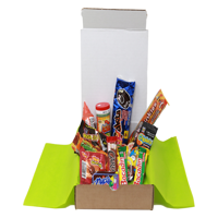 """MexiCrate """"Likers Crate"""" Mexican Candies & Treats, 13 ct"""