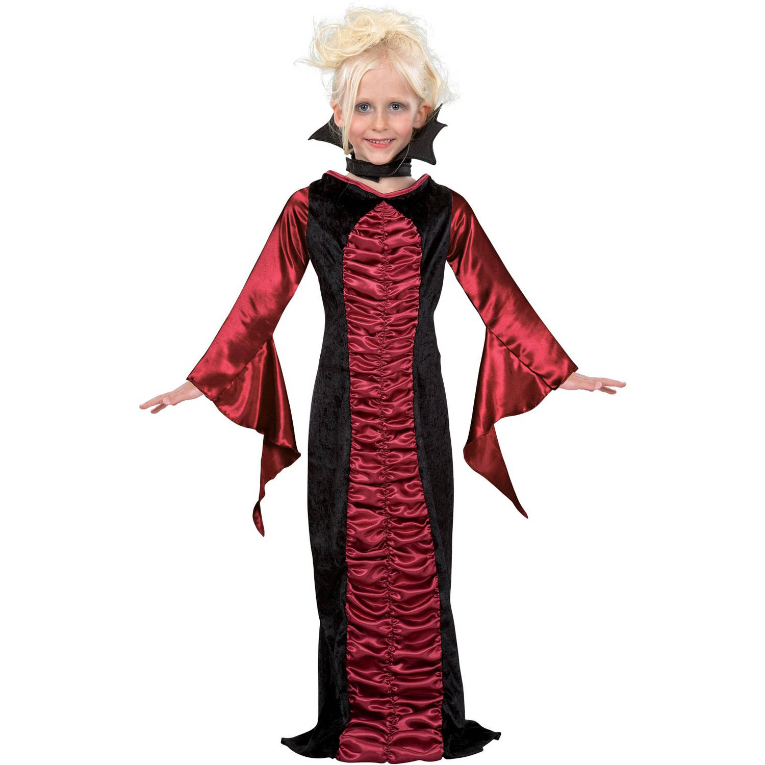 Gothic Vampire Childs Costume