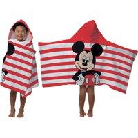Disney Mickey Mouse Hooded Bath Towel, 1 Each
