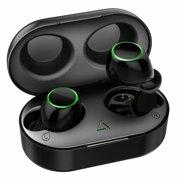 88c757203d9 Mpow TWS IPX6 Waterproof Wireless Earbuds, Mini in-Ear Headset with  Charging Case Bluetooth
