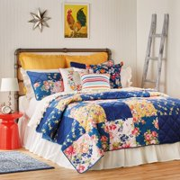 The Pioneer Woman Paige Patchwork Quilt