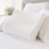 Mainstays Memory Foam Contour Pillow, 1 Each