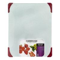 """Farberware Classic Series 12 """" x 15 """" Nonslip Glass Cutting Board"""