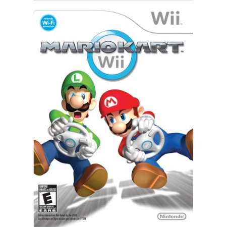 Nintendo Mario Kart Wheel Sold Seperately Walmart Com