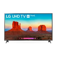 "LG 86"" Class 4K (2160) HDR Smart LED UHD TV w/AI ThinQ - 86UK6570PUB"