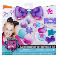 Cool Maker - JoJo Siwa Bath Bomb and Soap Spa Kit, for Ages 8 and Up