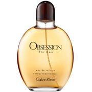 Calvin Klein Beauty OBSESSION Eau De Toilette Spray for Men 4 oz