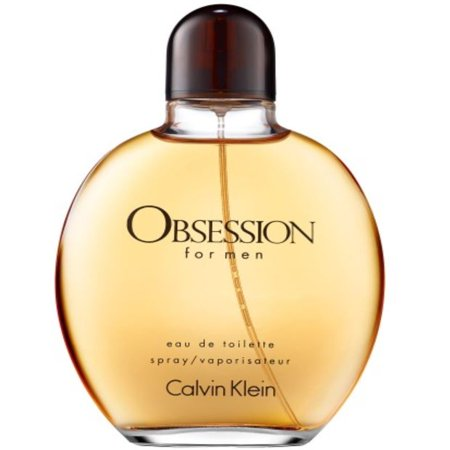 Calvin Klein Beauty Obsession Cologne for Men, EDT Spray, 6.7 Oz Cologne Spray Men Fragrance