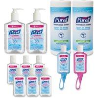 PURELL® Advanced Hand Sanitizer Office Starter Kit