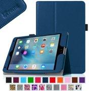 Fintie iPad mini 4 Case - Premium PU Leather Folio Case Cover with Auto Wake/ Sleep Feature,  Navy