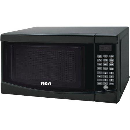 RCA 0.7 Cu. Ft. Microwave Oven, Black