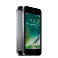 Straight Talk Prepaid Apple iPhone SE 32GB, Space Gray