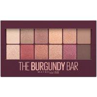 Maybelline New York The Burgundy Bar Eye Shadow Palette