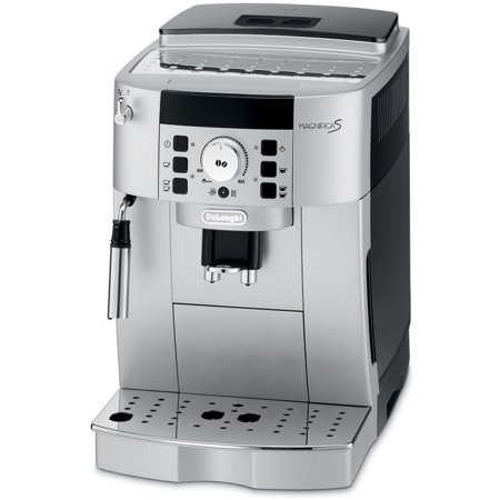 Machine System - DeLonghi Magnifica XS Fully Automatic Espresso and Cappuccino Machine with Manual Cappuccino System