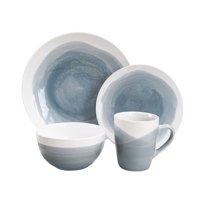 Better Homes & Gardens Brushstroke 16 Piece Dinnerware Set