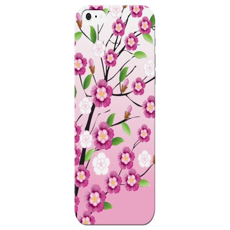 Cherry Blossom Flower Phone Back Cover for the Apple Iphone 5c Floral Case By iCandy Products