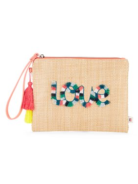 Multi Love Pouch Wristlet