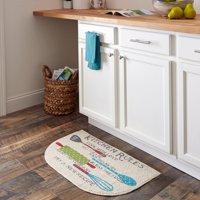 "Mainstays Nature Trends Kitchen Gadgets Mat, 18"" x 30"""