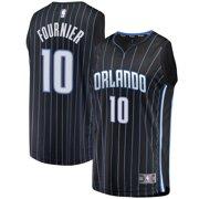 Evan Fournier Orlando Magic Fanatics Branded Fast Break Replica Jersey Black  - Statement Edition af21132ca