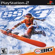 SSX 3 - PS2 Playstation 2 (Refurbished)