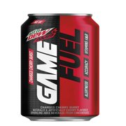 Mtn Dew Amp Game Fuel Charged Cherry Burst, 16 fl oz