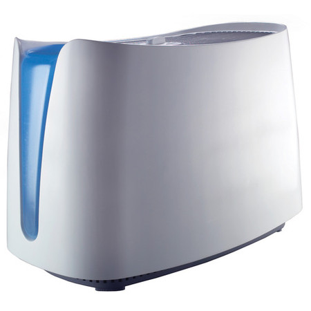 Honeywell 3 Way - Honeywell Cool Moisture Germ-Free Humidifier HCM-350, White