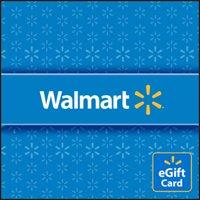 Basic Blue Walmart eGift Card