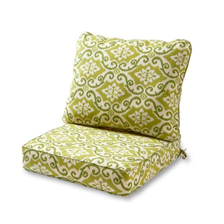 Greendale Home Fashions Shoreham Outdoor Deep Seat Cushion Set ()