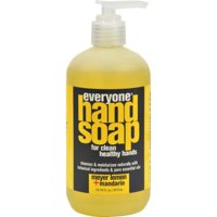 Everyone Meyer Lemon & Mandarin Hand Soap Triclosan-Free 12.75 Oz