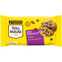(2 Pack) NESTLE TOLL HOUSE Milk Chocolate Morsels 23 oz. Bag
