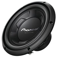 """Pioneer TS-W106M - Promo Series 10"""" Subwoofer"""
