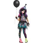 32548f2b2f Girls Twisted Circus Clown Halloween Costume XL 14-16