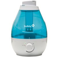 Safety 1st 360° Cool Mist Ultrasonic Humidifier, Arctic