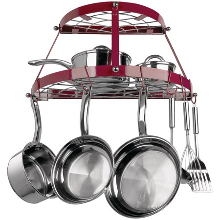 Range Kleen CW6003R Double-shelf Wall-mount Pot Rack -