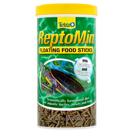 Tetra ReptoMin Turtle Food Floating Sticks, 10.59 -
