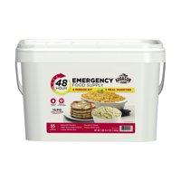 Augason Farms 48-Hour Emergency Food Supply 4 Person Kit, 5 lbs 14.47 oz