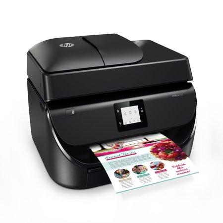 Hp Officejet 5252 Wireless All In One Printer M2u82a Walmartcom