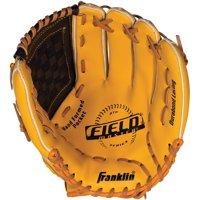 Franklin Sports Field Master Series Baseball Glove, Left Handed Thrower
