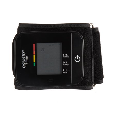 Equate 4500 Series Wrist Blood Pressure Monitor