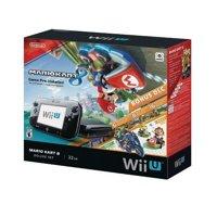 Refurbished Wii U Mario Kart 8 32GB Deluxe Bundle