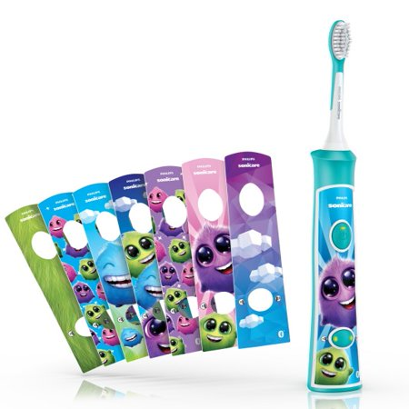 Philips Sonicare for Kids Bluetooth Connected Electric Toothbrush,