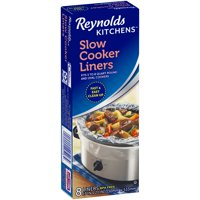 (2 pack) Reynolds Kitchens™ Slow Cooker Liners 8 ct Box