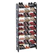 Den Haven 10-tier Shoe Rack