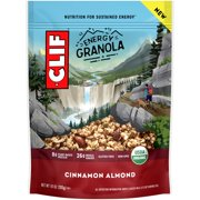 Clif® Energy Breakfast Granola, Cinnamon Almond, 10 oz. Bag