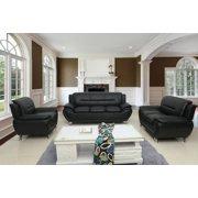 3 pc living room furniture sets