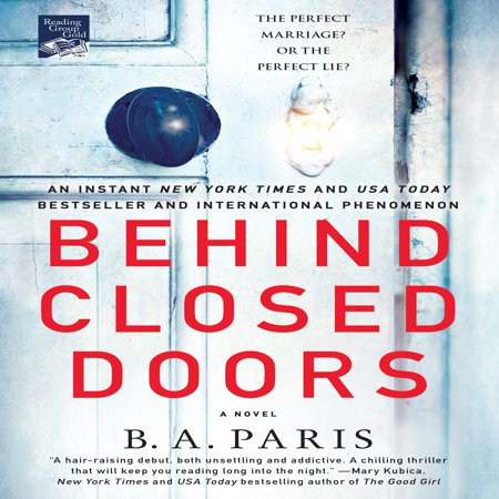 Paris Book (Behind Closed Doors : A Novel)