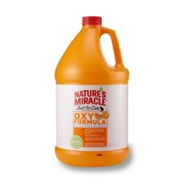 Nature's Miracle Just For Cats Orange Stain and Odor Remover, 1 Gallon