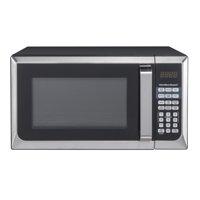 Hamilton Beach 0.9 cu.ft. Microwave Oven, Stainless Steel