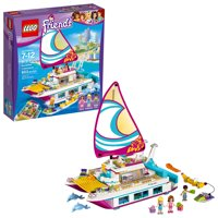 LEGO Friends Sunshine Catamaran 41317 (603 Pieces)